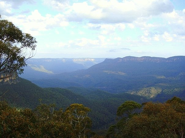 Blue Mountains, Sydney, Australia