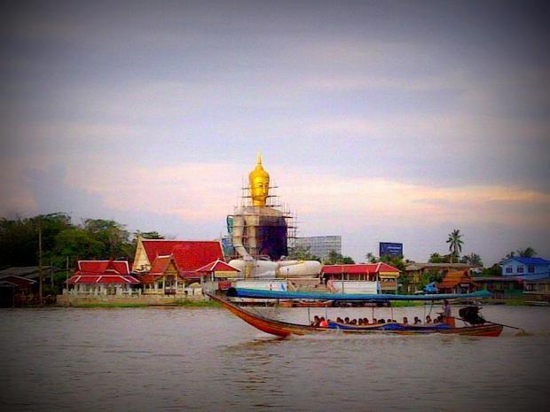 Koh Kret, Bangkok, Thailand