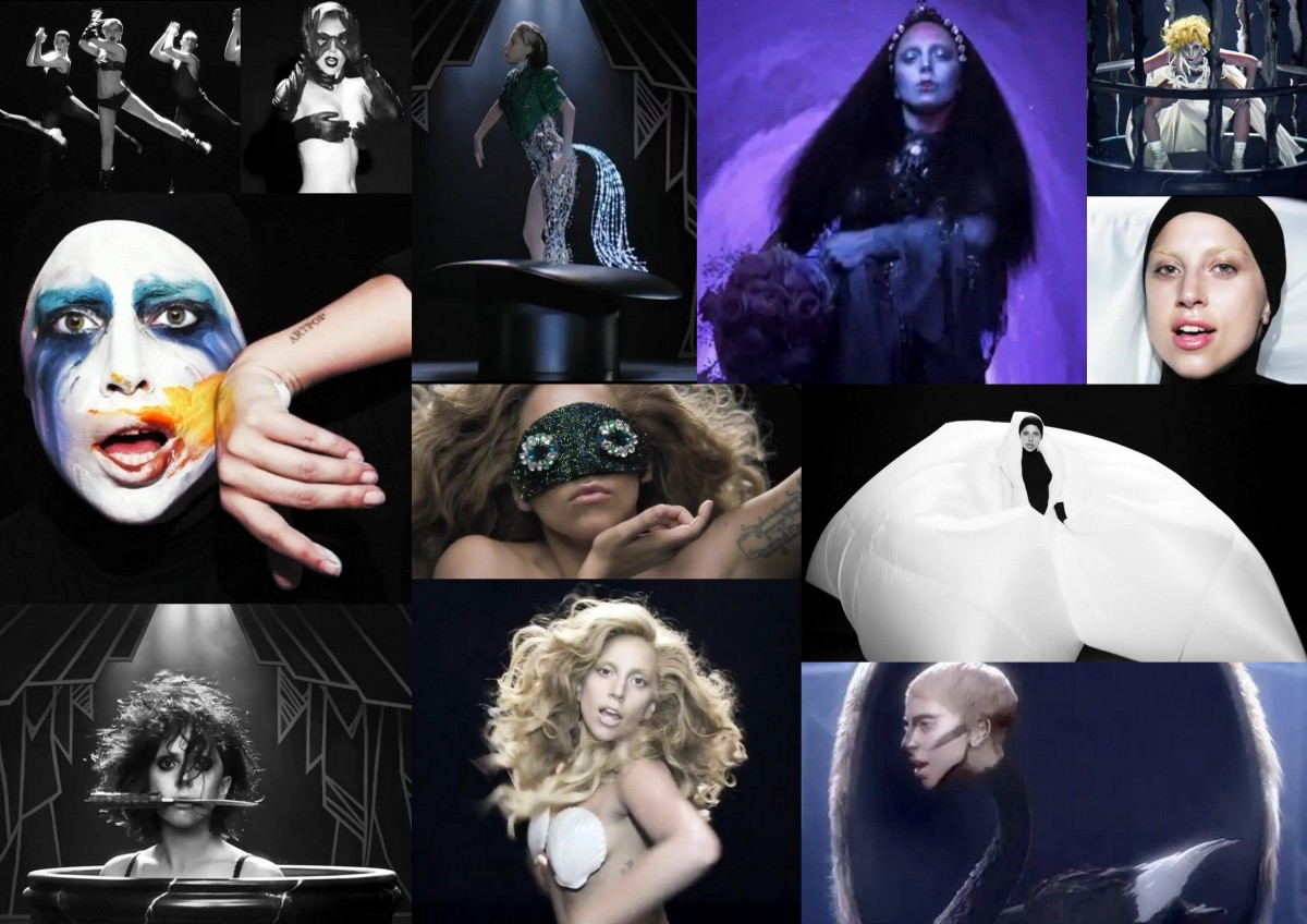 Applause, Lady Gaga Fashion Battle Royale (poll)