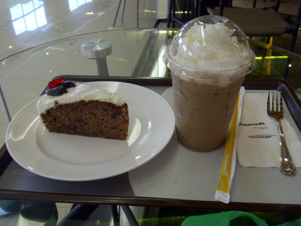 Bangkok Foodie: Vista Café, Mega Bangna