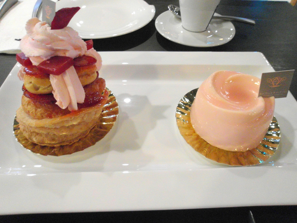 Bangkok Foodie: Let them eat cake, Siam Center