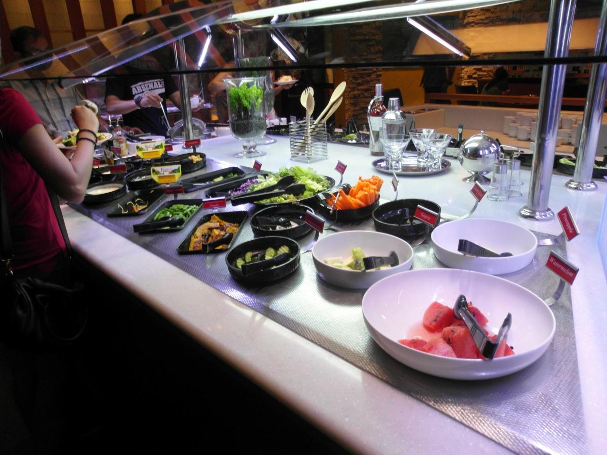 Bangkok Foodie: Sizzler, Central Bangna