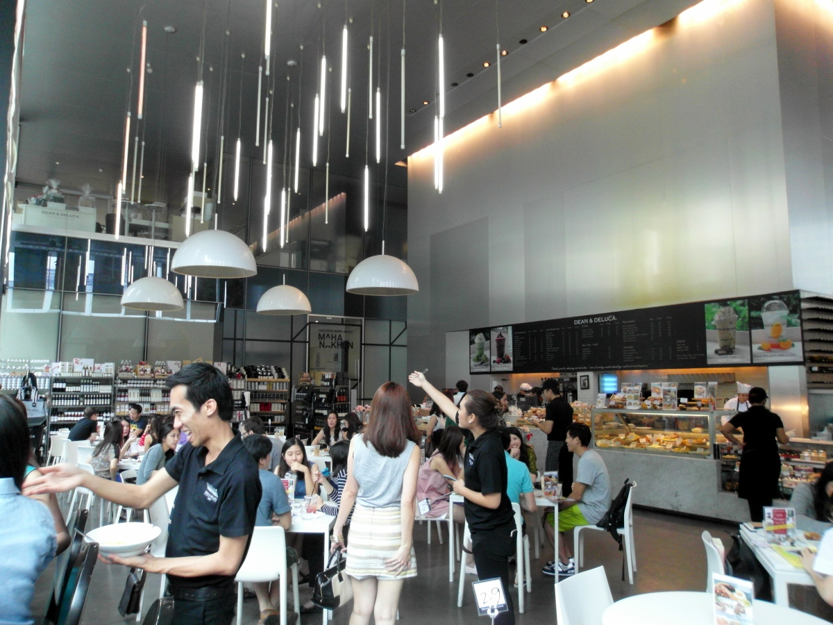 Bangkok Foodie: Dean & DeLuca, Chong Nonsi