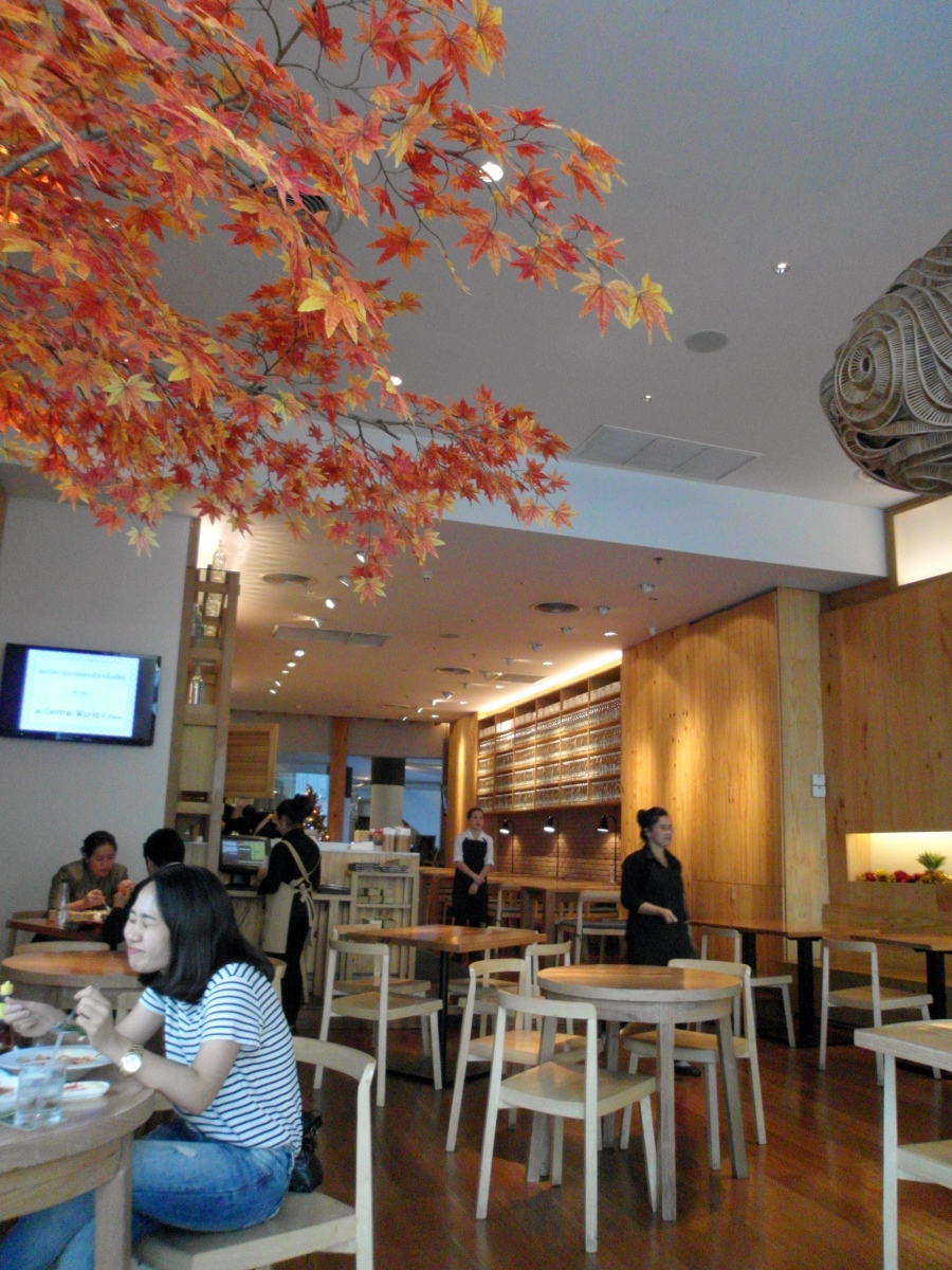 Bangkok Foodie:  บ้านหญิง Baan Ying, Café and Meal, Terminal 21