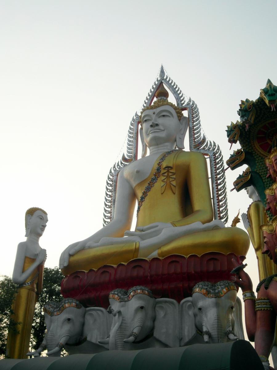 Wat Khun Chan, Talat Phlu, Thonburi, Bangkok