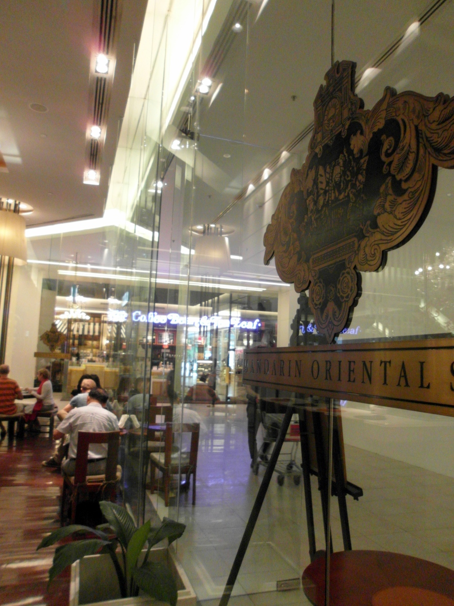 Bangkok Foodie: The Mandarin Oriental Shop, Siam Paragon