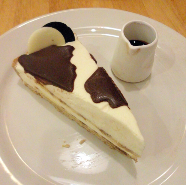 the Hokkaido milk tart